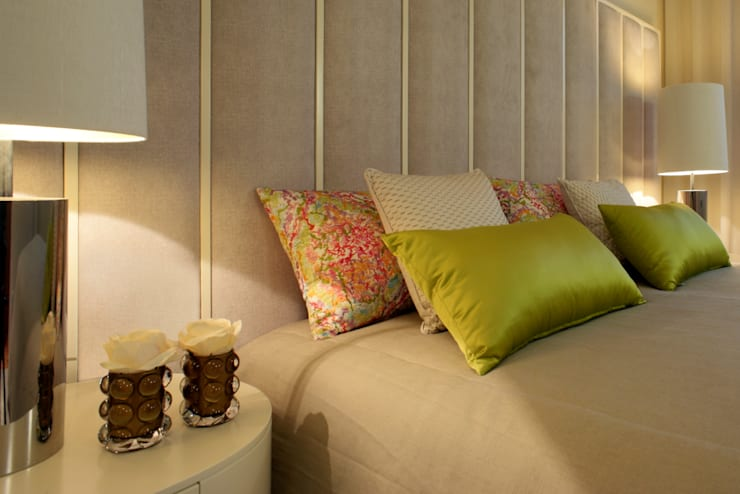 Dormitorios de estilo moderno de Susana Camelo