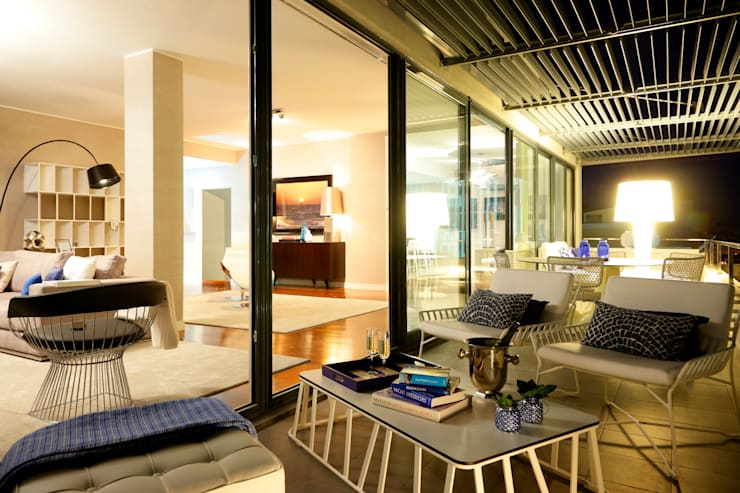 Terrasse de style  par Susana Camelo, Moderne