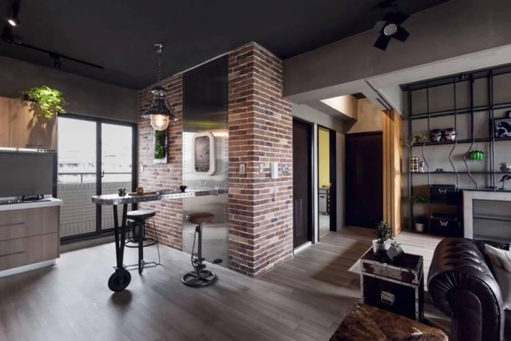 Kitchen by Espacio Singular