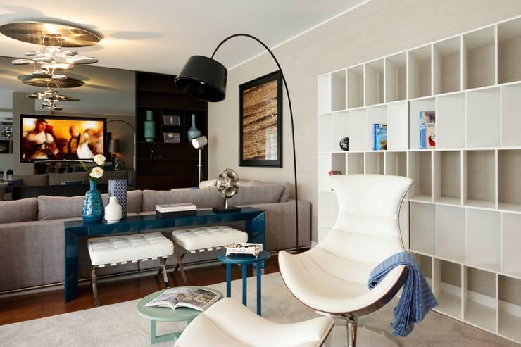 Salon de style  par Susana Camelo, Moderne
