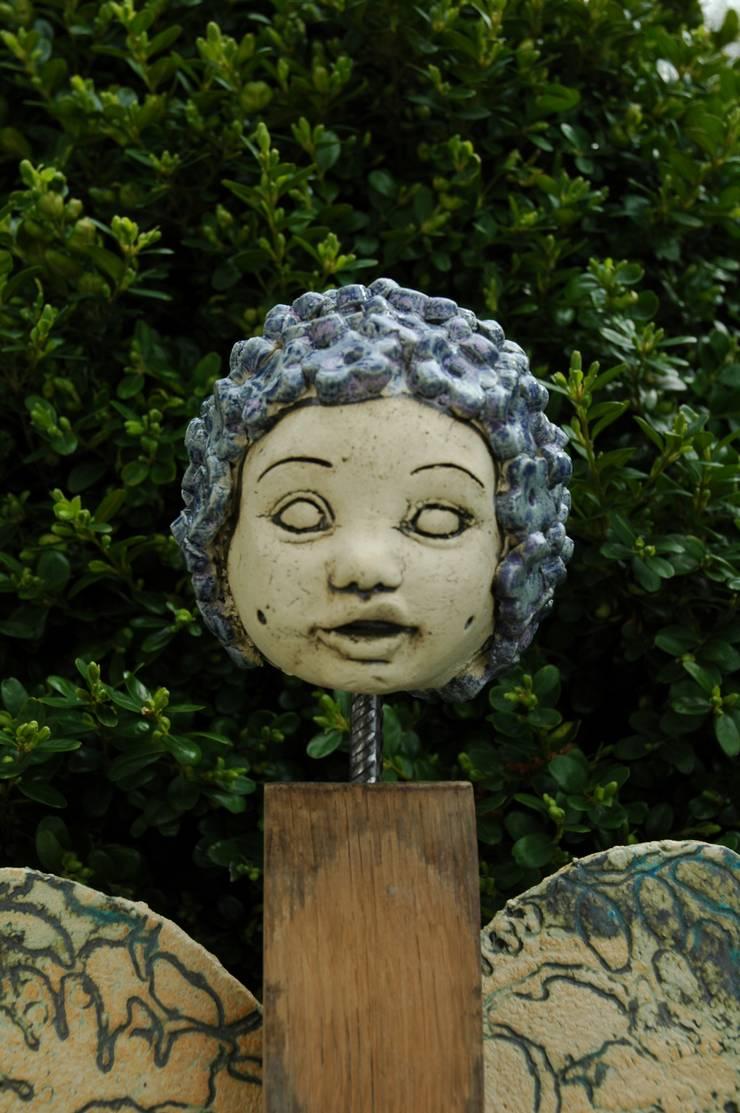 Garten Skulpturen Von Kunst Und Keramik Homify