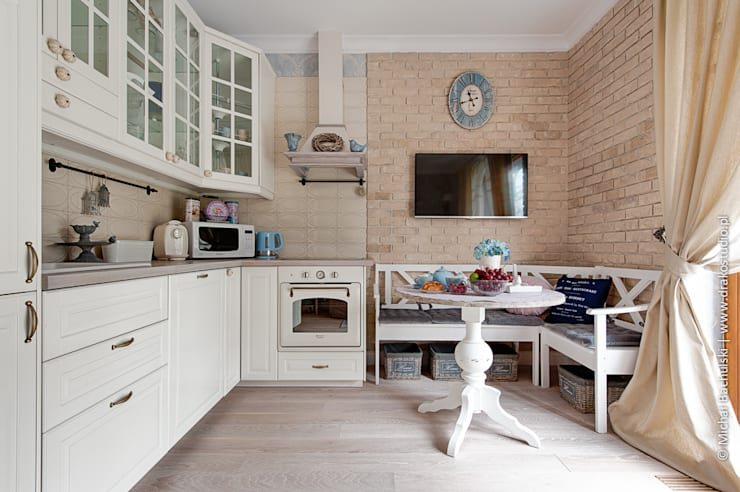 Кухни в . Автор – DreamHouse.info.pl