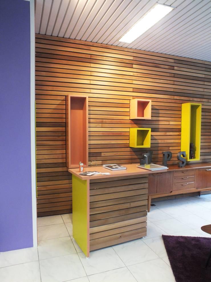Métamorphose Salon De Coiffure aménagement d'un salon de coiffure - metamorphose par hom(m)edesign