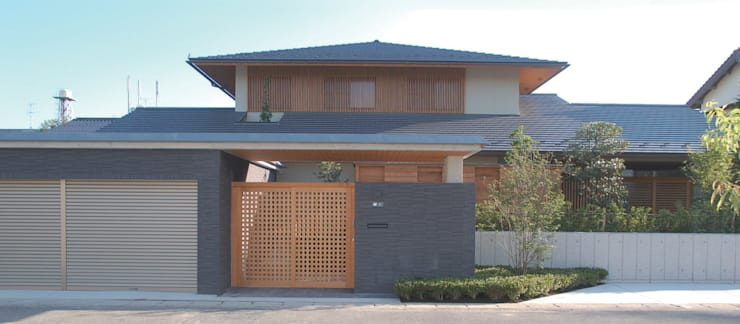 Dwelling - 新築Ty住宅: 杵村建築設計事務所が手掛けた家です。