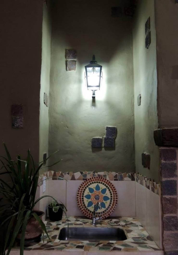 REMODELACION VIVIENDA <q>VDR</q> | VILLA DEL ROSARIO, CBA.: Terrazas de estilo  por Cabello Jalil Arquitectas