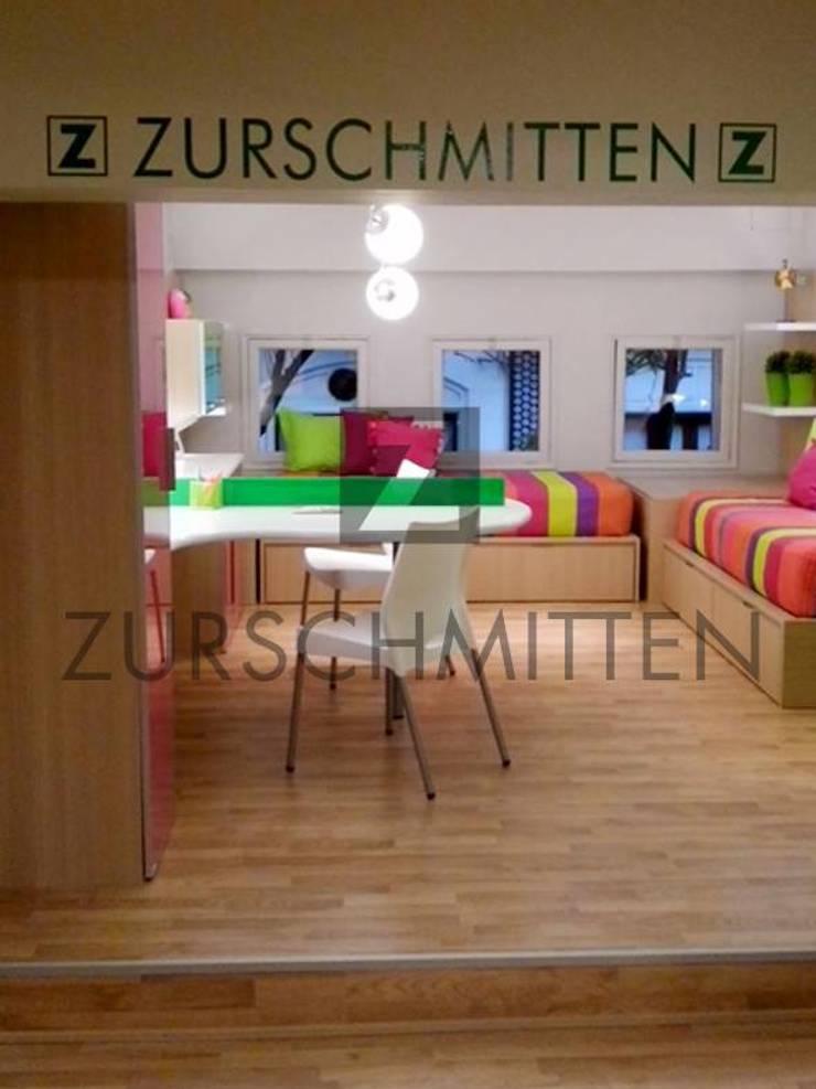 Dormitorios: Comedores de estilo  por Zurschmitten