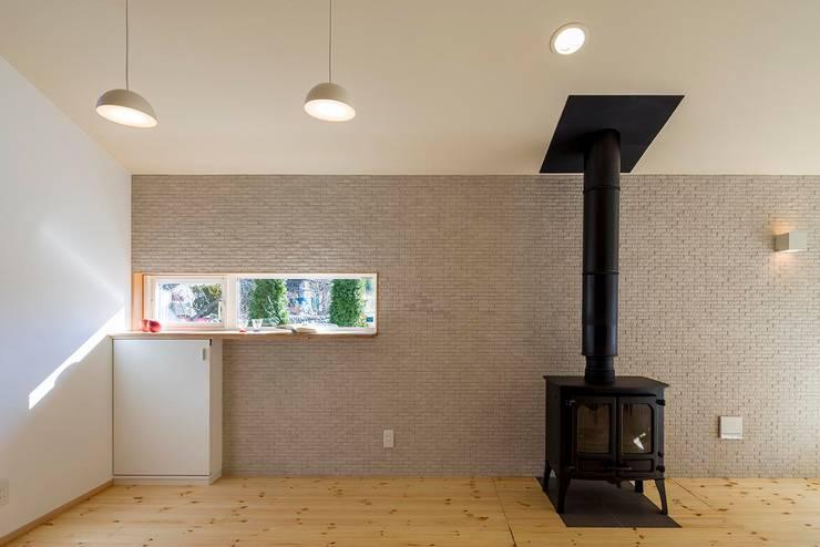 ダイニング: スズケン一級建築士事務所/Suzuken Architectural Design Officeが手掛けたダイニングです。