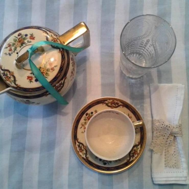 Textiles y objetos de decoración para el hogar: Cocinas de estilo  por Cerise Bazar