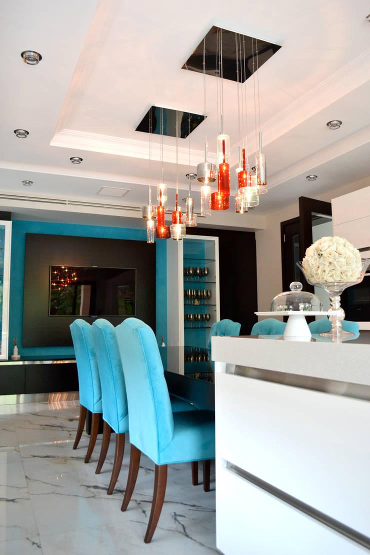 Casa 2: Comedores de estilo  por Fontenla