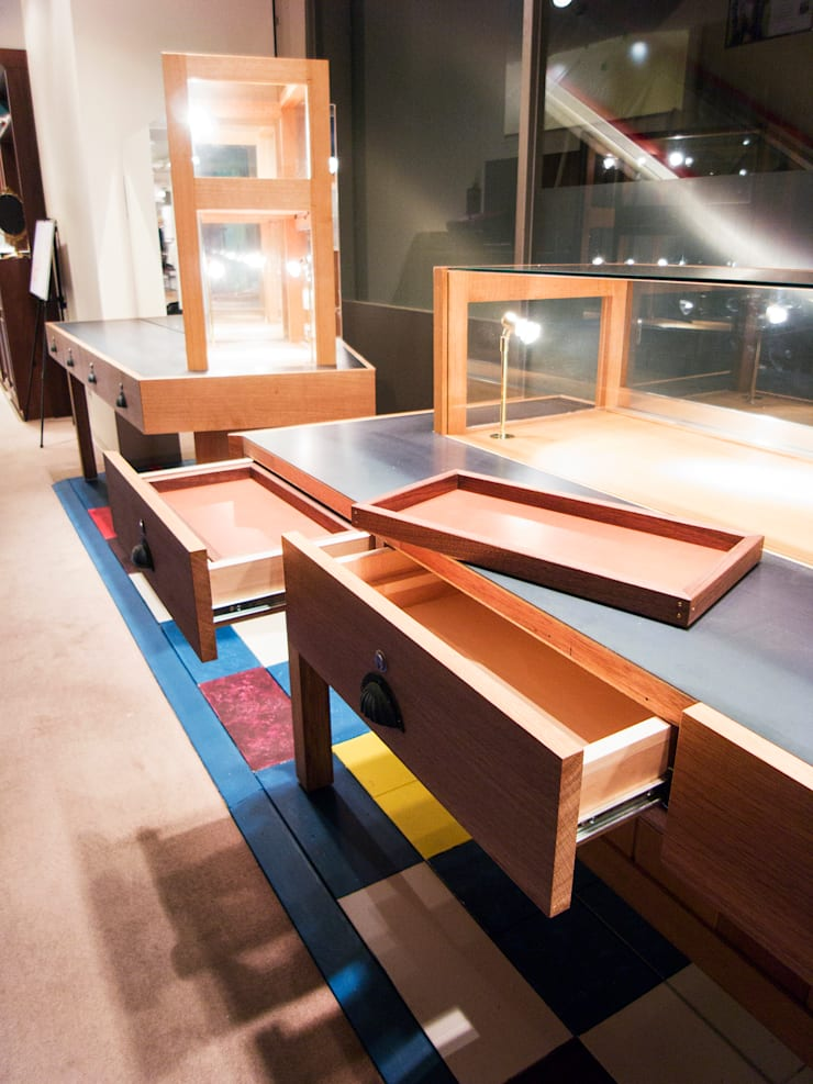 Commercial Spaces โดย 村松英和デザイン, ผสมผสาน