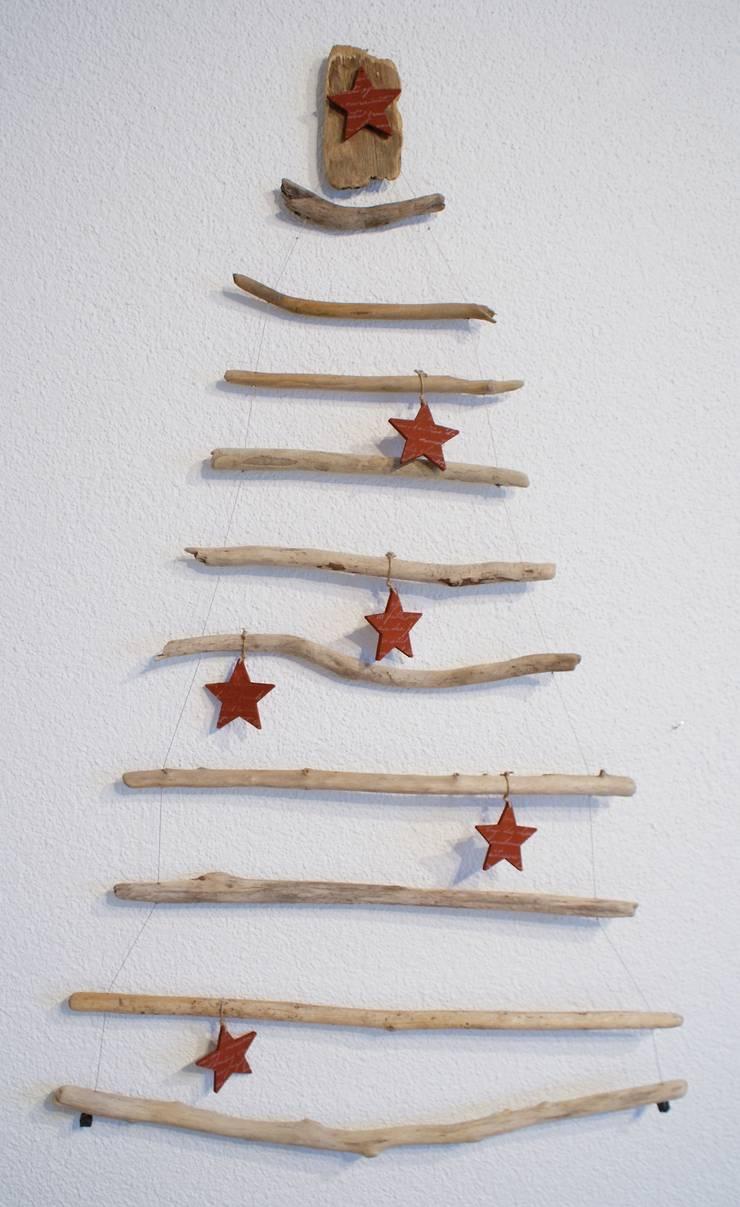 Wie Entstand Der Weihnachtsbaum.Weihnachtsbaum Aus Schwemmholz Von Nordic Art Homify