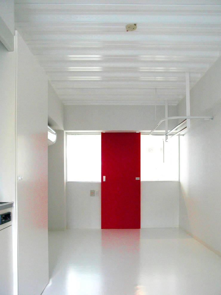 Kamar Tidur oleh ユミラ建築設計室, Modern