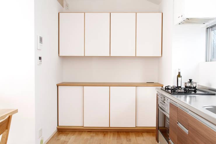 Cucina in stile  di 村松英和デザイン