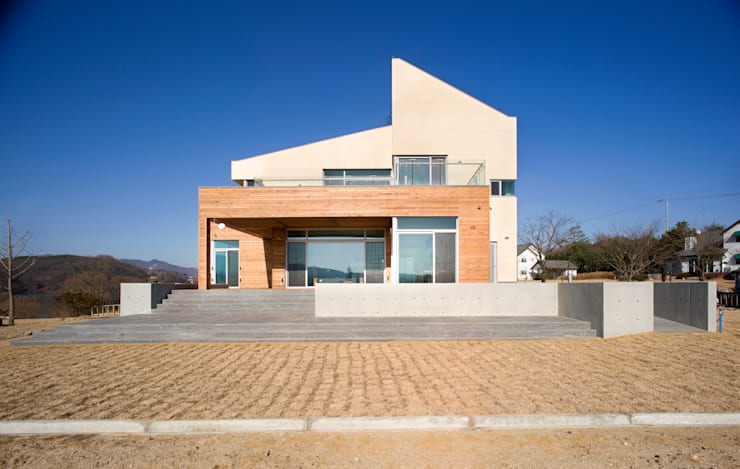 Projekty,  Domy zaprojektowane przez craft design