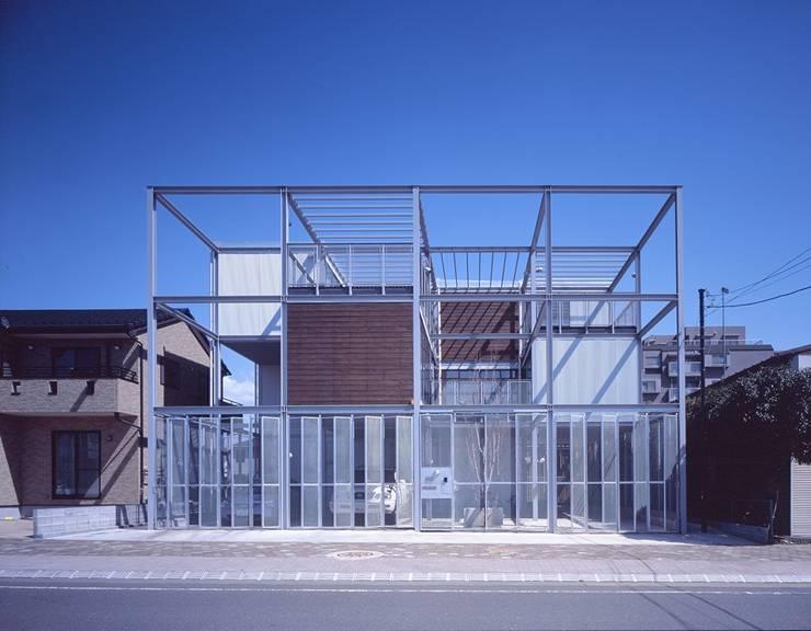 evo: Space Menu Labが手掛けた家です。