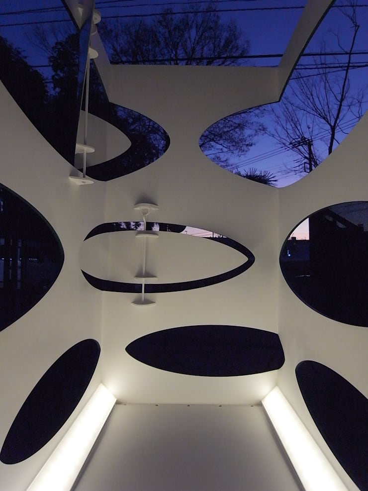 forest: Space Menu Labが手掛けた折衷的なです。,オリジナル
