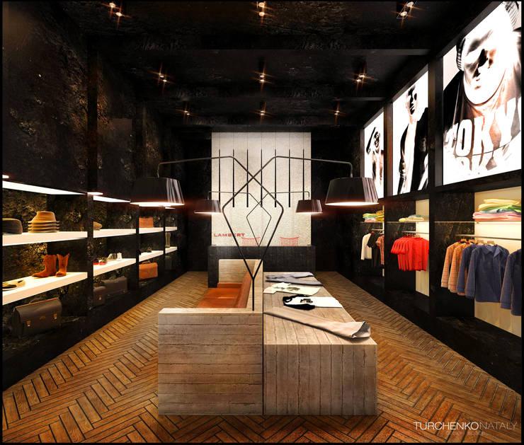 639c99554aa7 Дизайн интерьера магазина одежды и обуви  Офисы и магазины в . Автор –  TUR4ENKONATALY design