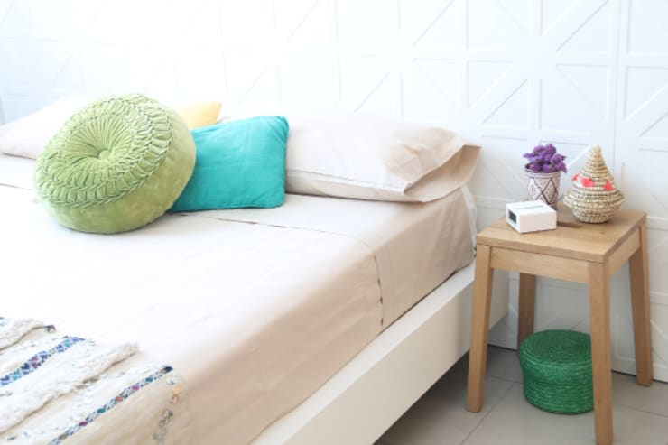 Dar Amina: Dormitorios de estilo mediterráneo de dar amïna
