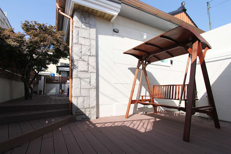 Patios & Decks by 핸디디자인