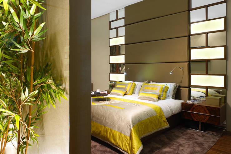 Maison & Objet - Suite Hotel | 2010: Quartos modernos por Susana Camelo