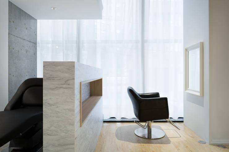 美容室 MAISON de IGGY: Tamaki Design Studioが手掛けた商業空間です。,