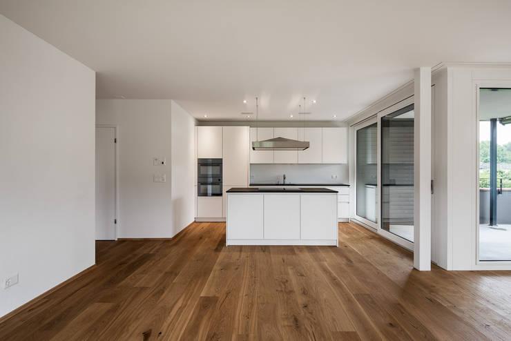 Küche :  Küche von Giesser Architektur + Planung,Modern