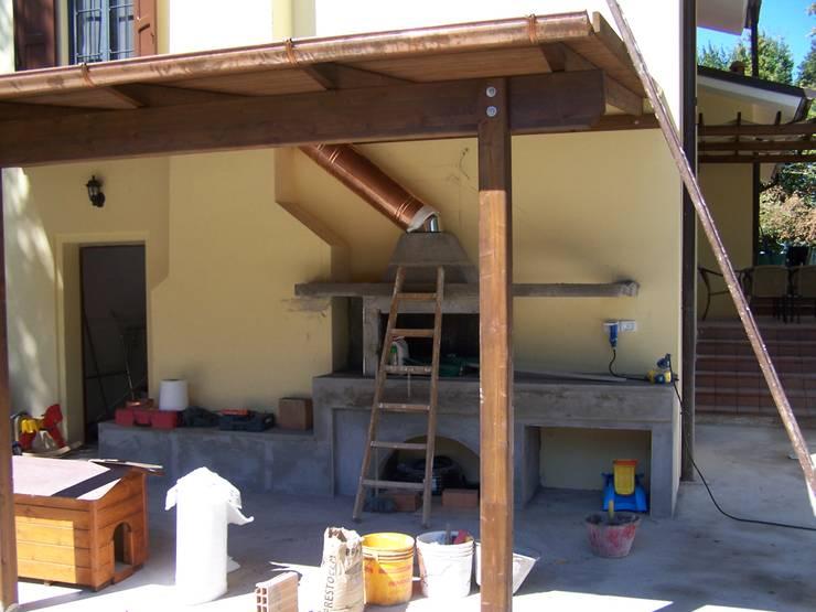 klasieke Tuin door Simona Muzzi Architetto