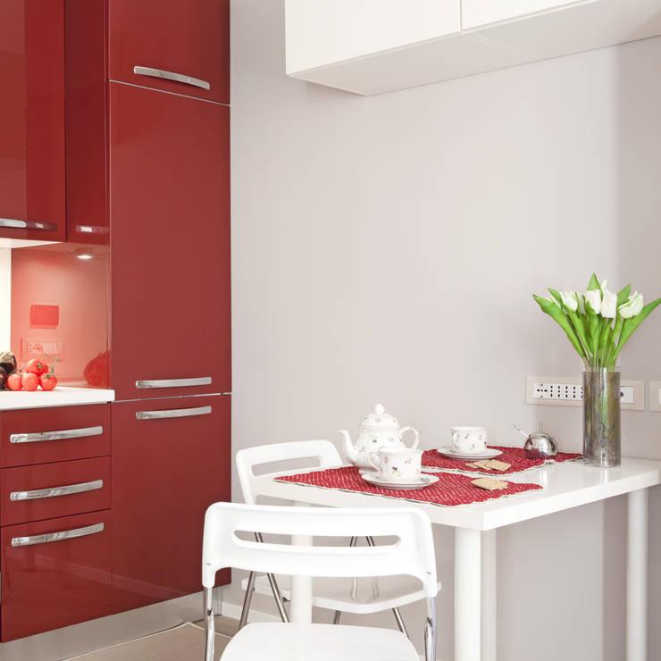 abitazione privata, Bologna: Cucina in stile  di senzanumerocivico