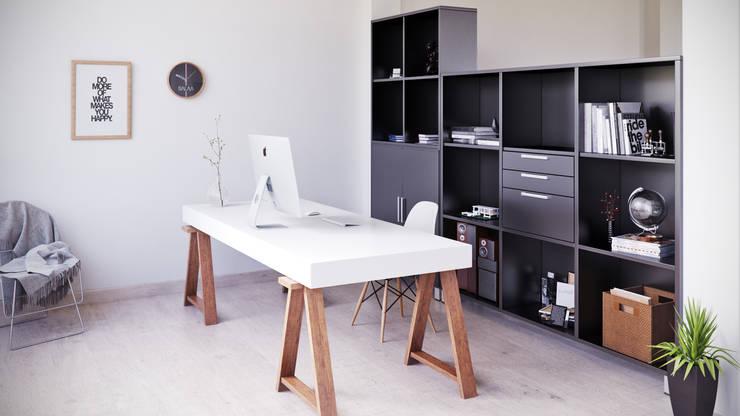 Studeerkamer/kantoor door SALAArchitects