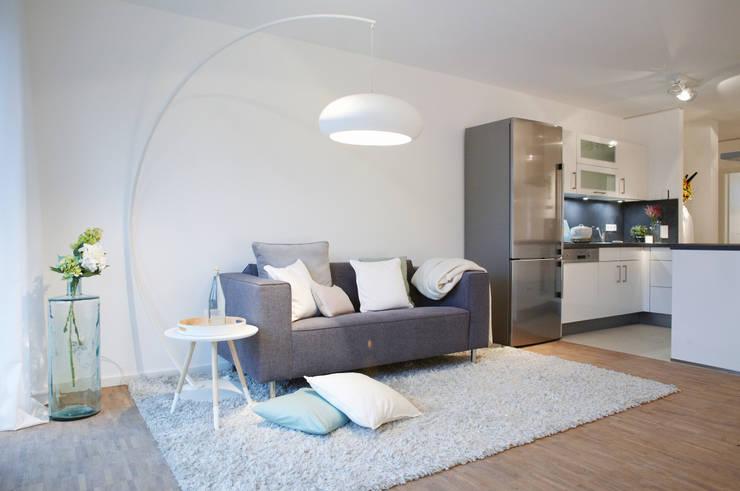Home Staging Bavaria:  tarz Oturma Odası