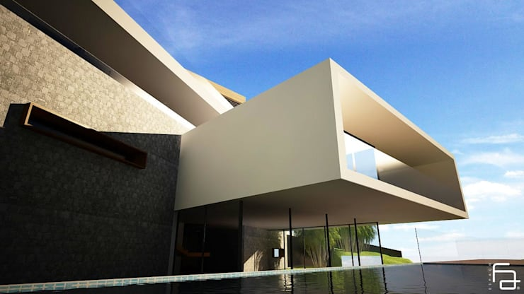 von Espaço FA – Arquitetura, Interiores e Decoração