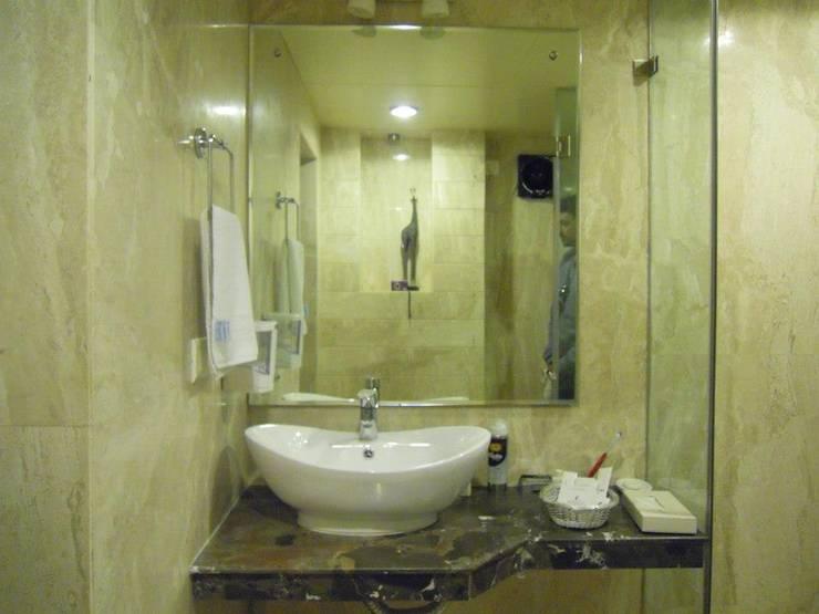 حمام تنفيذ MAVERICK Architects