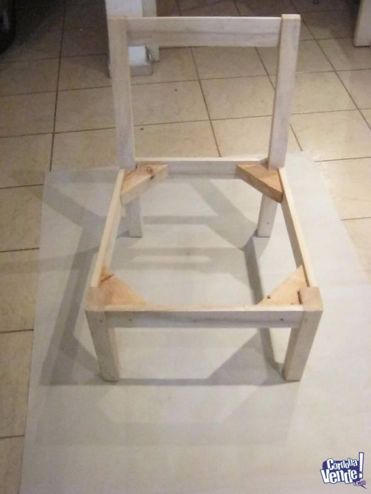silla:  de estilo  por pmmaderas409,