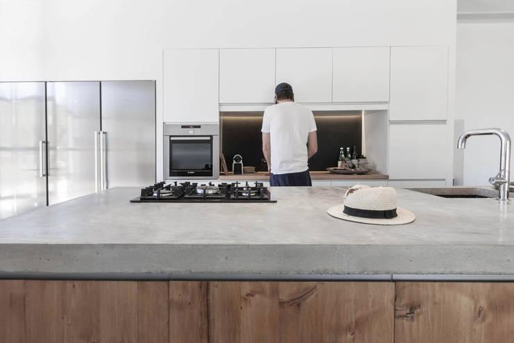 مطبخ تنفيذ munarq