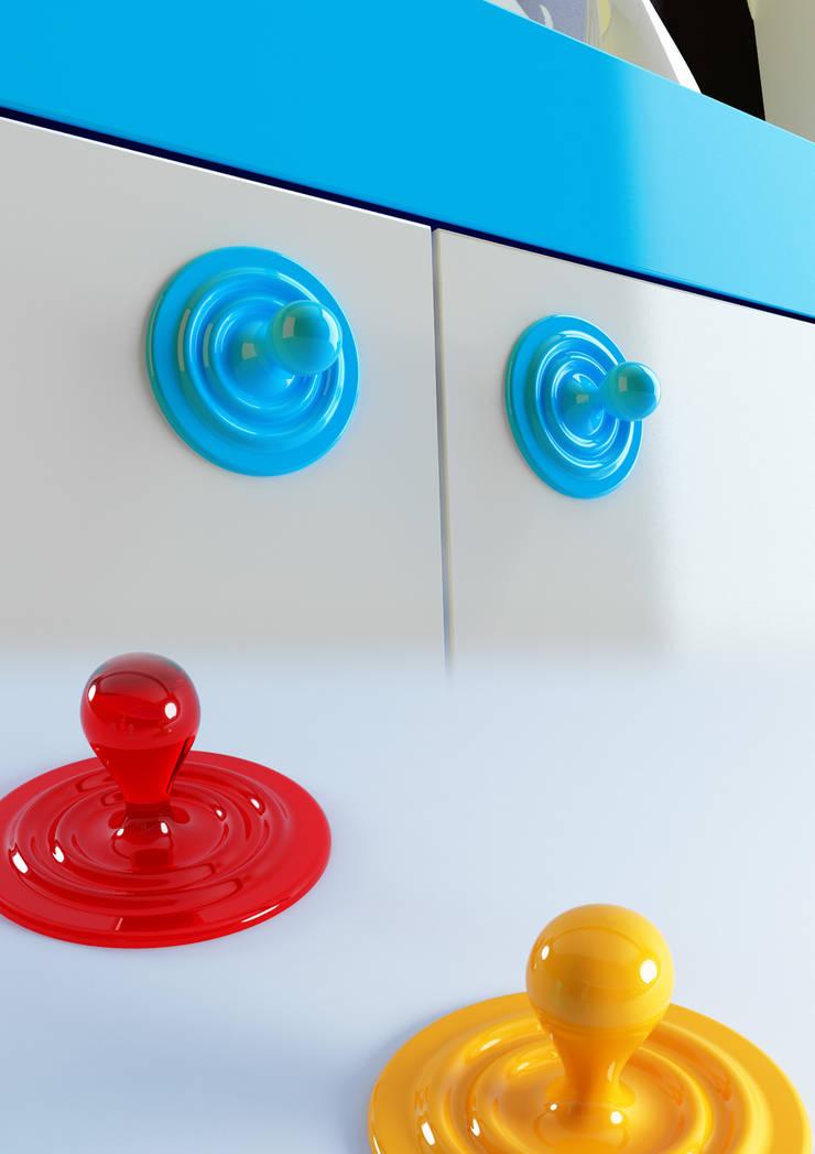 Altera Design Studio – drope:  tarz Çocuk Odası