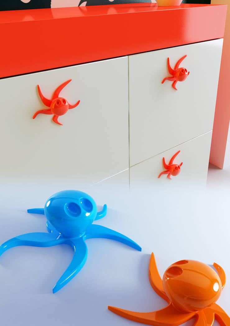 Altera Design Studio – octopus:  tarz , Endüstriyel