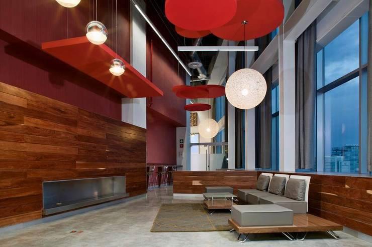 Microsoft Mexico, 2015: Oficinas y tiendas de estilo  por Yo sé
