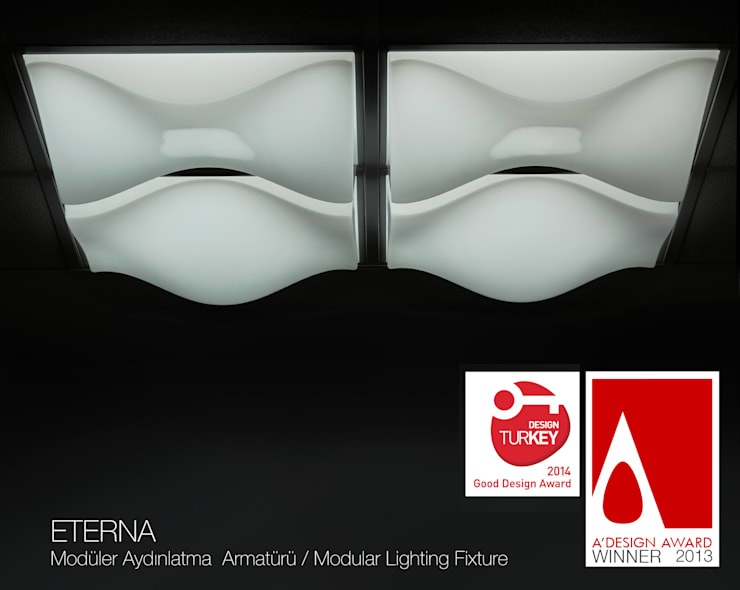 Altera Design Studio – ETERNA: modern tarz , Modern