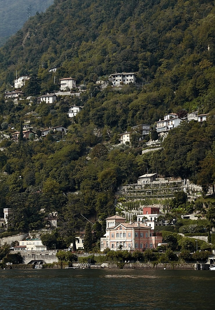 Lake House, Lago di Como, Italy:  Huizen door Ethnic Chic Home Couture