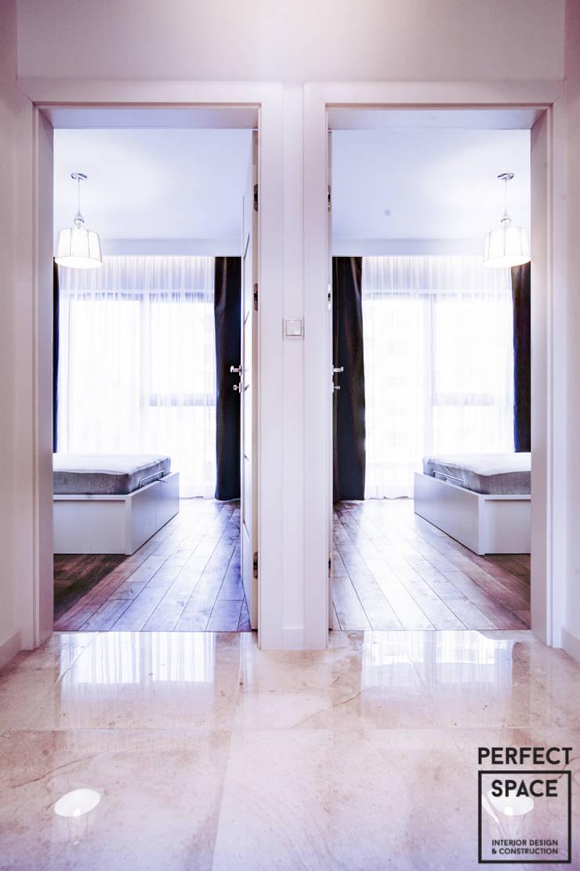 Klimat pod wynajem: styl , w kategorii Sypialnia zaprojektowany przez Perfect Space,Klasyczny