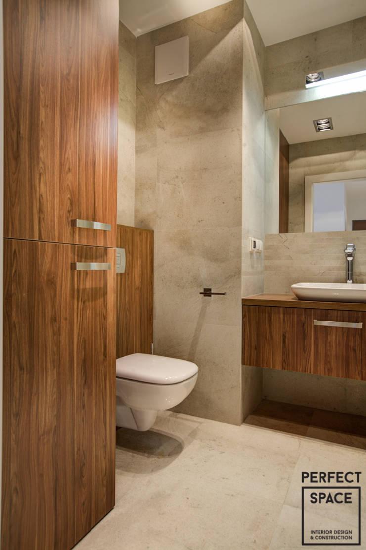 Klimat pod wynajem: styl , w kategorii Łazienka zaprojektowany przez Perfect Space,Klasyczny