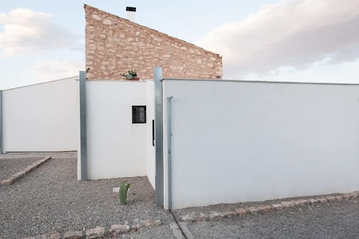 CAN VALLS: Casas de estilo  de munarq