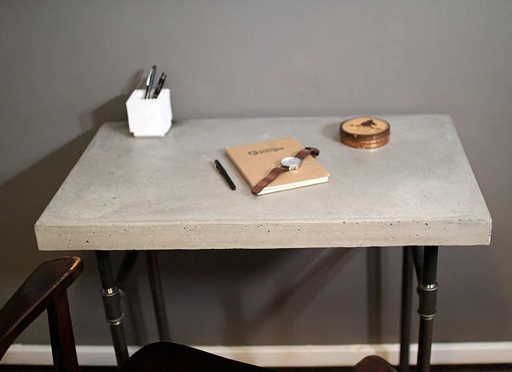 Gut gemocht Mini Beton Schreibtisch von Concrete Jungle | Betonmanufaktur | homify TP01