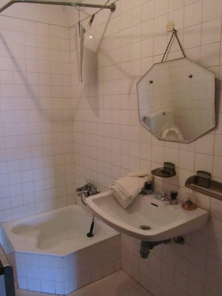 Casa de banho 1 | antes:   por INNER TREE