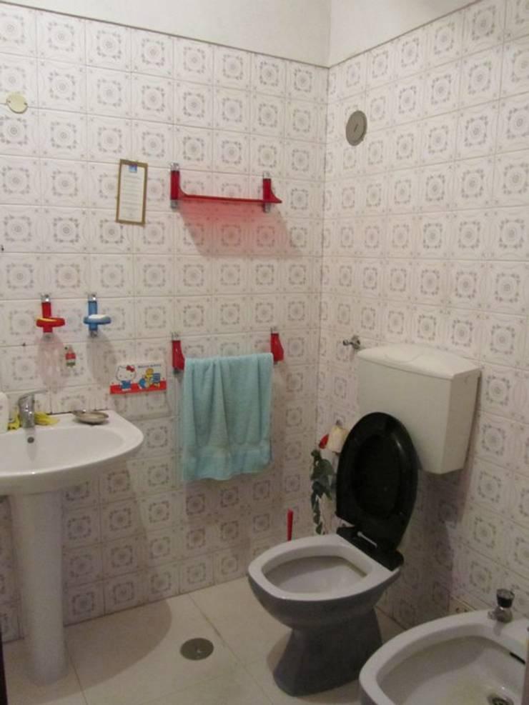 Casa de banho 2 | Antes:   por INNER TREE