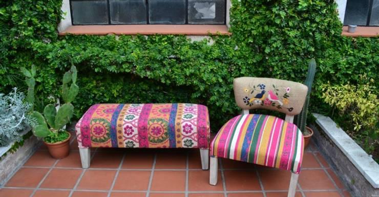 Muebles: Livings de estilo  por PRIMITIVO URBANO