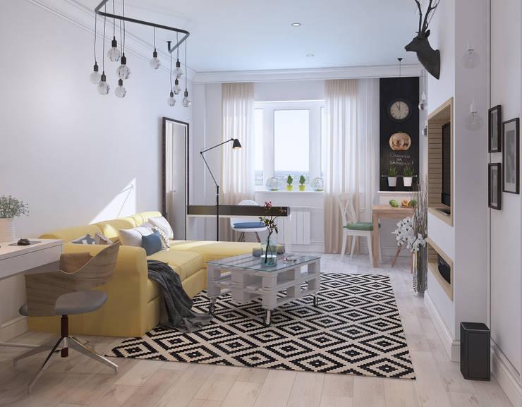Salones de estilo  de Alyona Musina