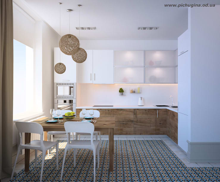 Kitchen by Tatyana Pichugina Design