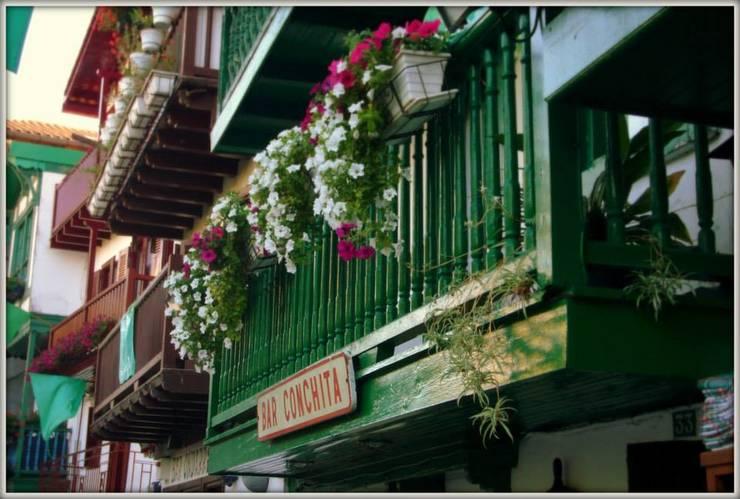 aRRIBa Casas coloniales de Alejandra Paz Fotografías Colonial