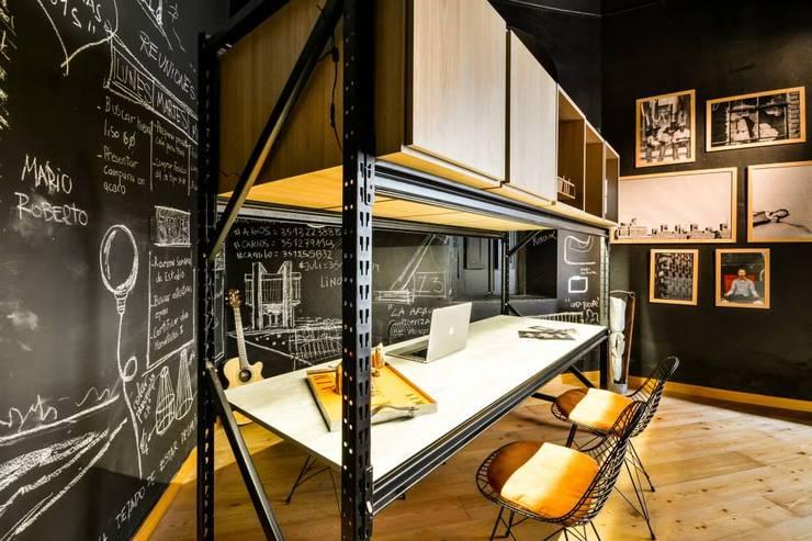 CASA PORTAL 2015 Estudios y oficinas modernos de PSV Arquitectura y Diseño Moderno